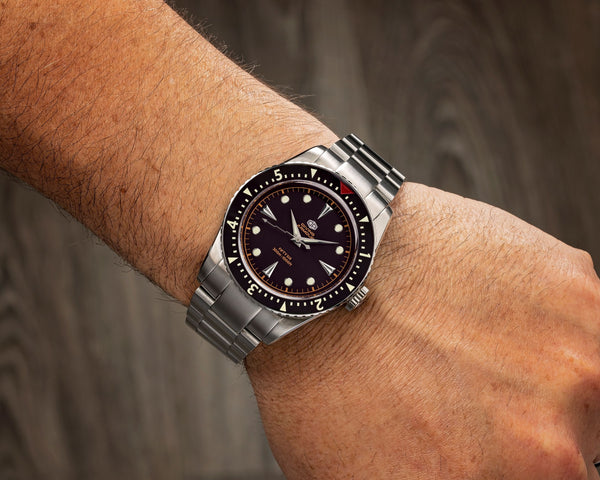 Diving Armour: Sub Fifty-Six - PONTVS Watch Co.