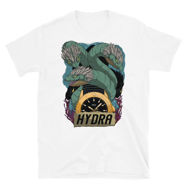 Hydra Short-Sleeve T-Shirt - PONTVS Watch Co.