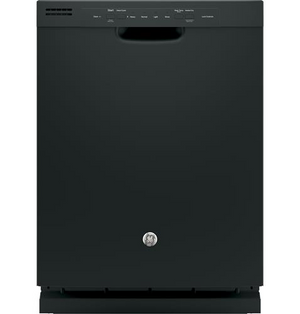 "GE 24"" ENERGY STAR BUILT-IN DISHWASHER WITH FRONT CONTROLS, GDF510"
