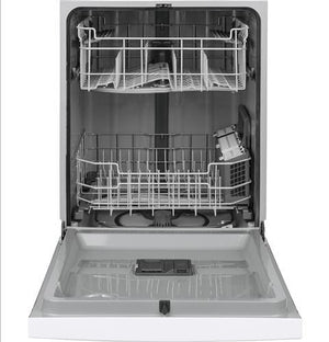 "GE 24"" ENERGY STAR Dishwasher, Front Controls, GDF530P"