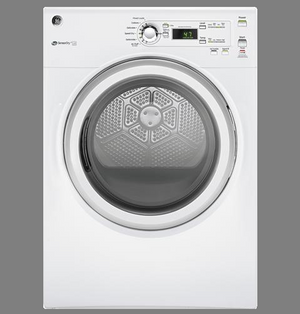 GE 7.0 cu ft Super Capacity Electric Dryer, GFD40ESCM