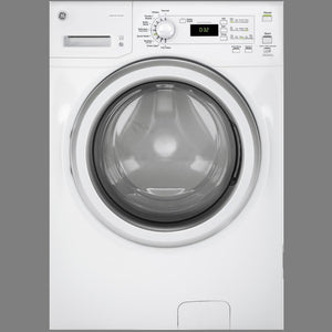 GE ENERGY STAR 4.1 Cu. Ft. Capacity Frontload Washer, GGFW400SCM