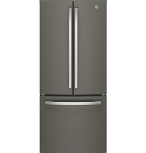 GE® ENERGY STAR® 20.8 Cu. Ft. French-Door Refrigerator, GNE21F