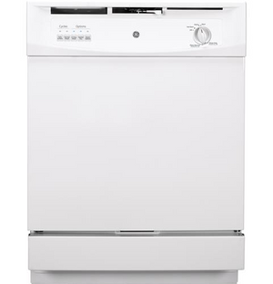 "GE 24"" ENERGY STAR Built-In Dishwasher, GSD3300k"