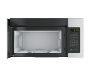 GE 1.5 cu ft. Over-the-range Microwave, Stainless Steel, JNM3163R
