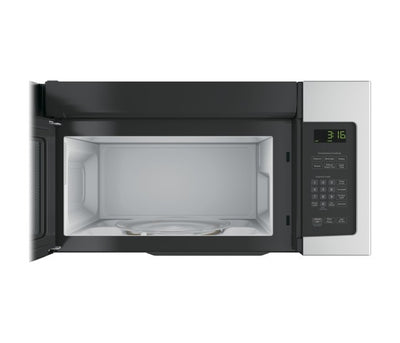 GE 1.5 cu ft. Over-the-range Microwave, Stainless Steel, JNM3163R Ge Jes Ds Microwave Schematic Diagram on