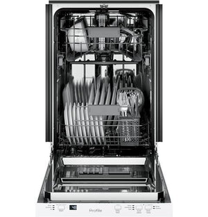 "GE 18"" Spacemaker Built-In Dishwasher, PDT145SGL"