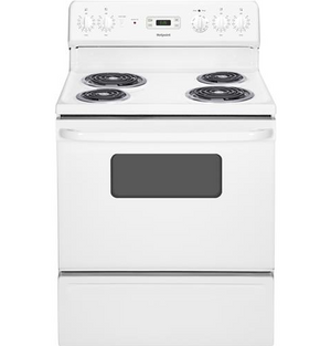 "Hotpoint® 30"" Free-Standing Electric Range, RBS360D"
