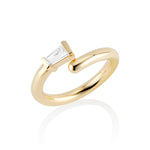 Tapered Baguette Jennifer Ring