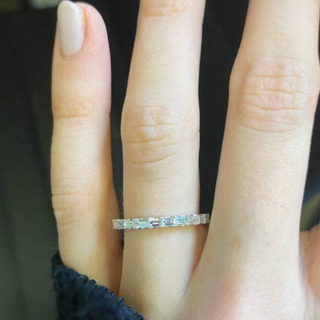 The Petite Murray Eternity Ring