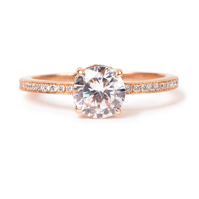 Danhov Classico Engagement Ring Setting