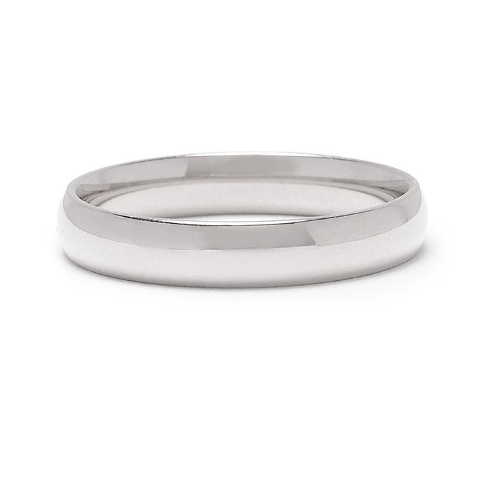 Walker 4mm Wedding Band