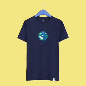 Earth Shirt Navy