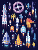 Spacecraft Poster