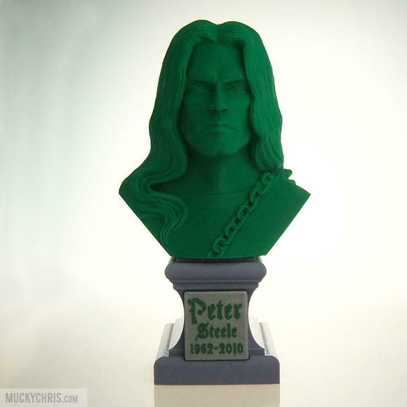 Peter Steele Memorial Bust | Type O Negative