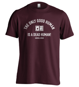 Planet of the Apes | The Only Good Human... | T-Shirt