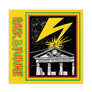 Bad Brains | Back to the Future | Sticker