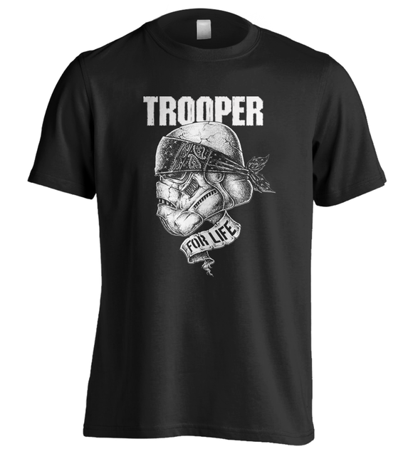 Stormtrooper for Life | Star Wars | Bandanna | T-Shirt