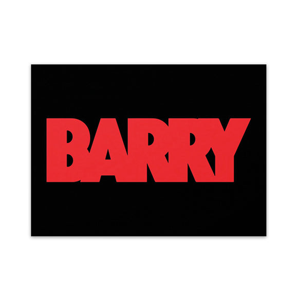 Barry | Sticker