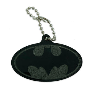 Batman Logo - DC Comics - Dark Knight - Keychain