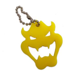 Bowser - Super Mario Bros. - Keychain