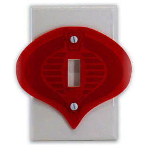 G.I. Joe Cobra | Light Switch Cover