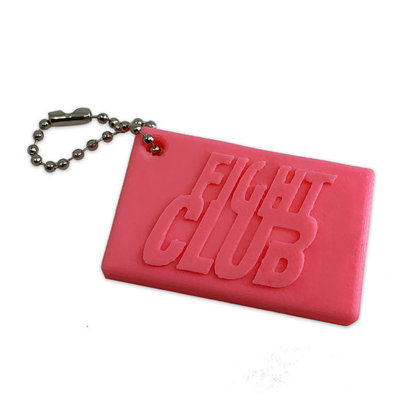 Fight Club - Keychain