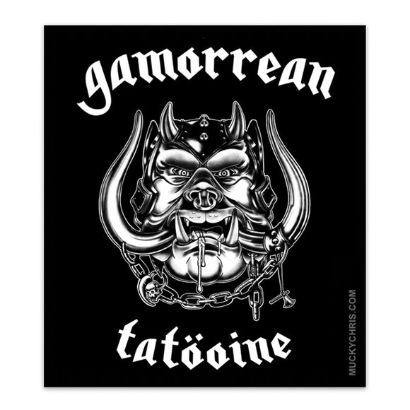 Gamorrean Guard Tatooine | Star Wars |Sticker