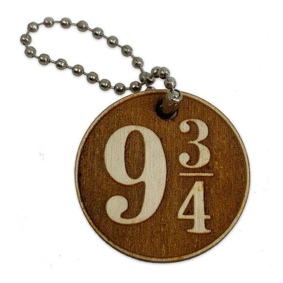 Harry Potter Platform 9 3/4 - Keychain