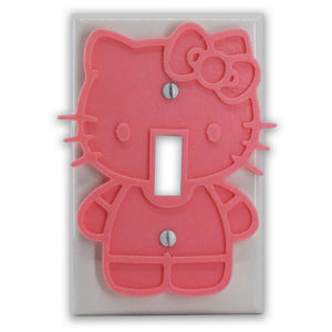 Hello Kitty | Light Switch Cover