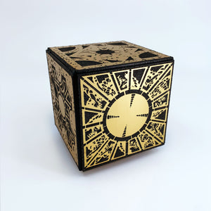 Hellraiser Puzzle Box | Clive Barker | Hellraiser Movies | Lament Cube