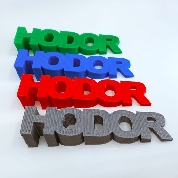 Game of Thrones | Hodor | Door Stop