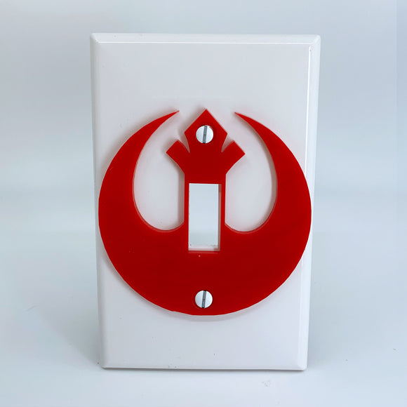 Star Wars | Rebel Alliance | Jedi | Light Switch Cover