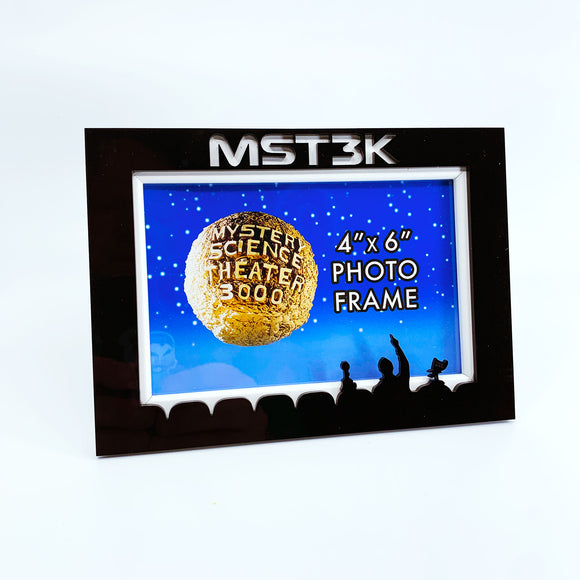 MST3K Photo Frame | Mystery Science Theater Moon Photo Frame
