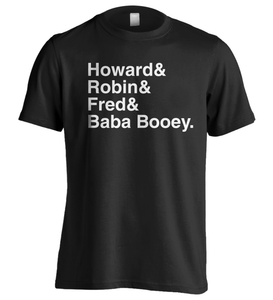 "Howard Stern ""Staff Origins"" 