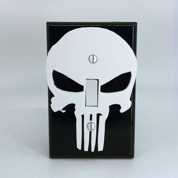 Punisher | Marvel | Light Switch Cover