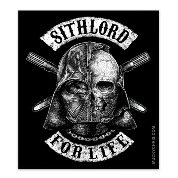 Darth Vader | Sithlord for Life |Star Wars | Sticker