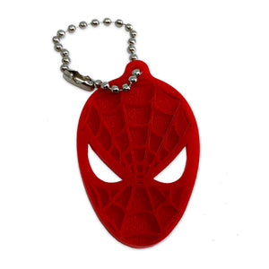 Spiderman Logo - Keychain