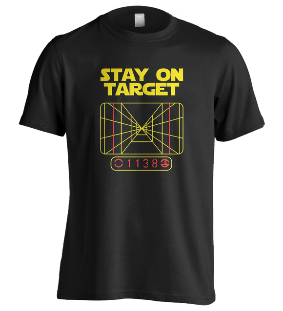 Star Wars | Stay on Target | T-Shirt