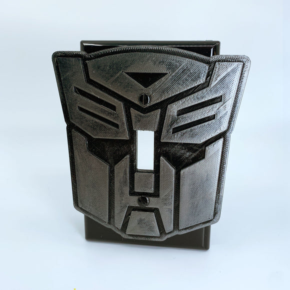 Optimus Prime | Transformers | Light Switch Cover