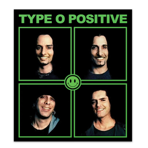 "Type O Negative ""Type O Positive"" 