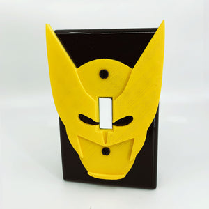 Wolverine | Light Switch Cover | Marvel