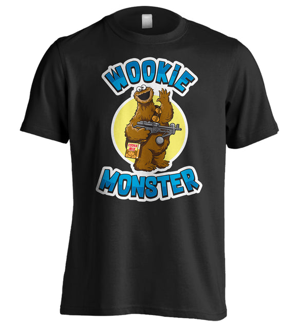 Wookie Monster | Star Wars | T-Shirt