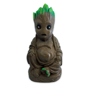 Baby Groot Buddha | Guardians of the Galaxy | Marvel
