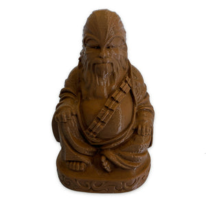 Chewbacca Buddha | Star Wars | Chocolate Brown