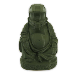 Master Chief Buddha | Halo | Olive Green