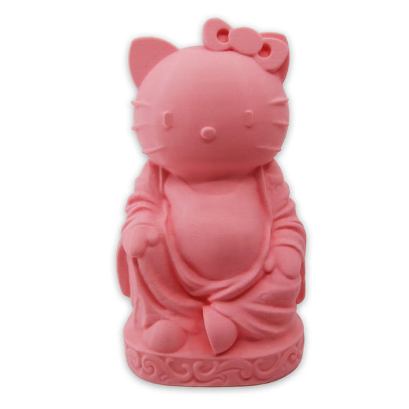 Hello Kitty Buddha