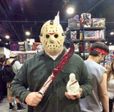 Jason Voorhees Buddha | Friday the 13th | Desert Sand