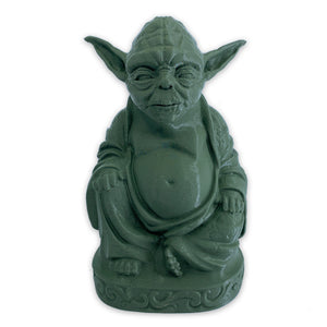 Yoda Buddha | Star Wars | Olive Green