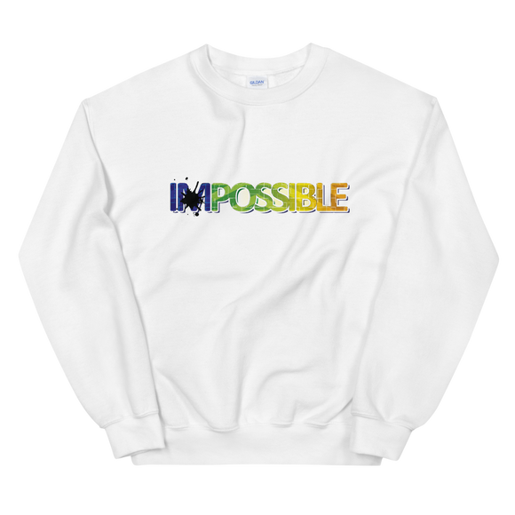 Unisex Crew Neck Sweatshirt Possible Design - SmartBuys